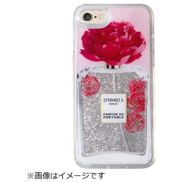 iPhone 8/7 TPU Liquid Perfume Flower Pink 14952 ピンク