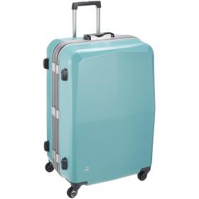 [プロテカ] スーツケース 日本製 エキノックスライトオーレ サイレントキャスター  96L 66 cm 5kg ピーコックブルー