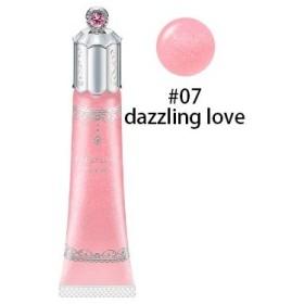 【1点までメール便選択可】 ジルスチュアート・ジェリーリップグロス #07 dazzling love