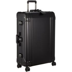 [ゼロハリバートン] スーツケース GEO Aluminum 3.0 保証付 83L 72 cm 7.8kg ブラック
