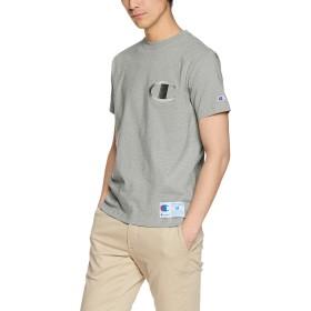 [チャンピオン] Tシャツ C3-M358 メンズ オックスフォードグレー 日本 S (日本サイズS相当)