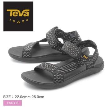 テバ サンダル レディース テラフロート 2 ニット エボルブ 1099429 BLK アウトドア テヴァ TEVA ブランド 靴 おしゃれ 夏