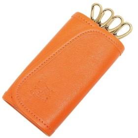イルビゾンテ キーケース メンズ/レディース IL BISONTE C0251P 166 オレンジ