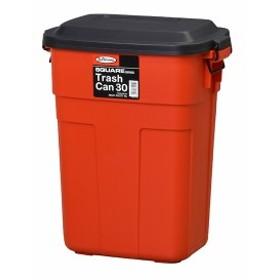 【送料無料】トラッシュカン 30L L-941R 東谷 ごみ箱 ゴミ箱 おしゃれ【メーカー直送】【同梱不可】【代引不可】【配送地域限定:本州・