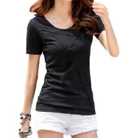 半袖 Tシャツ 綿 レディース