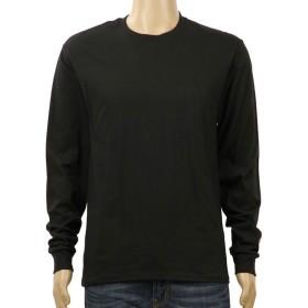 [Champion(チャンピオン)] 長袖Tシャツ T2229 S ブラック