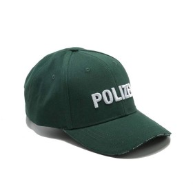 VETEMENTS ヴェトモン securite キャップ 野球 帽子 男女兼用 ファション 3色 (グリーン)