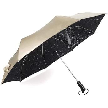 日傘 uvカット 100 遮光 折りたたみ 晴雨兼用 折りたたみ傘 自動開閉 完全遮光 ブランド 男性 女性 ひんやり傘 紫外線 対策 遮熱 日傘 60cm