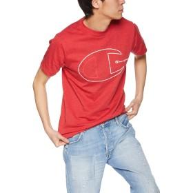 [チャンピオン] Tシャツ C3-PS325 メンズ レッド 日本 L (日本サイズL相当)