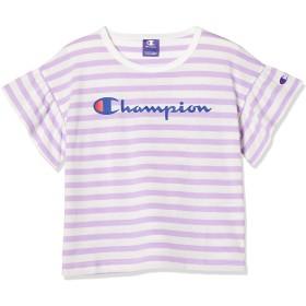 [チャンピオン] Tシャツ CJ4246 ガールズ ラベンダー 日本 150 (日本サイズ150 相当)