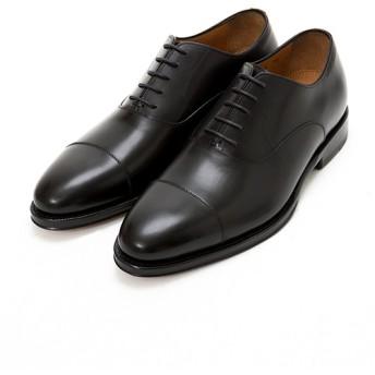 [靴]ジャラン スリウァヤ ストレートチップレザーソール 98317 BLACK ブラック 26.0cm