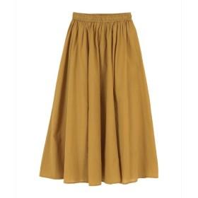 [マルイ]【セール】コットンボイルギャザースカート/ティティベイト(titivate)