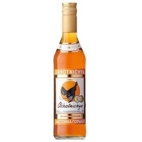 増税前セール ウォッカ ロシア ハンターウォッカ (オホートニチャ):500ml スピリッツ vodka (25-4)