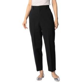 (ノーリーズ) NOLLEY'S チノ風パンツ 8-0036-5-09-002 34 ブラック