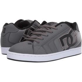 [DC(ディーシー)] メンズスニーカー・靴 Net Grey/Black/Grey 2 10 (28cm) D - Medium [並行輸入品]