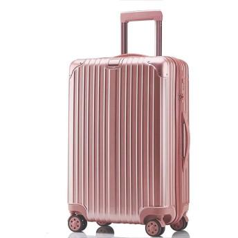 SAHASAHA スーツケース TSAロック 8輪Wキャスター