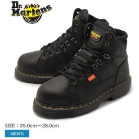 ドクターマーチン ブーツ メンズ セーフティシューズ アイアンブリッジ メット ガード 14403001 ブランド 靴 おしゃれ 海外