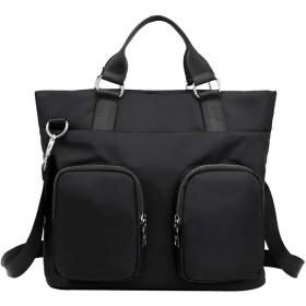 ファッション女性のショルダーバッグナイロン 柔らかい、快適で耐久性がある防水ハンドバッグ大容量トラベルバッグ