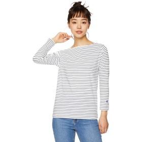 [チャンピオン] ボートネックTシャツ CW-P401 レディース ホワイト 日本 L (日本サイズL相当)