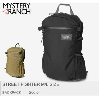 ミステリーランチ バッグパック ストリート ファイター M/Lサイズ 101847 102465 リュック 鞄