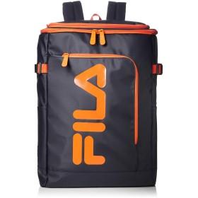 [フィラ] リュック シグナルシリーズ TPU加工 30L 大容量 コン/オレンジ One Size