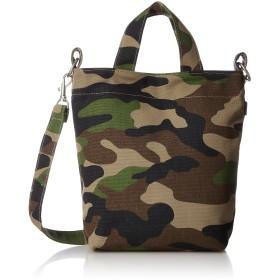 [バグゥ] MINI DUCK BAG キャンバスバッグ MIND カモ One Size