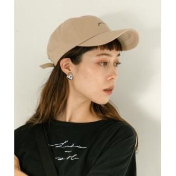 SENSE OF PLACE(センスオブプレイス) 帽子 キャップ スクリプトロゴキャップ