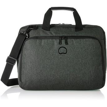 Delsey デルセー サッチェル ブリーフケース ビジネスバッグ 鞄 かばん デイバッグ 600Dポリエステル 15.6インチPCバック 21L ESPLANADE 通勤 調節可能で取り外し可能なショルダーストラップ付き ブラック