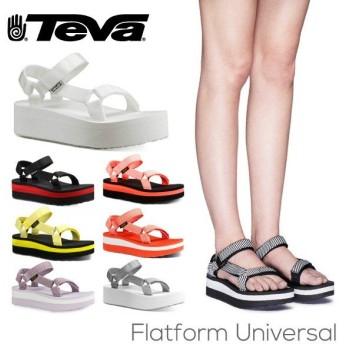 LaG アウトレット 【正面ベルトに黄色いシミあり、箱潰れ】 『TEVA-テバ-』Flatform Universal-フラットフォーム ユニバーサル-〔1008844〕