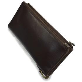 (アヴィレックス) AVIREX 長財布 [バイド] avx1805 2.チョコ