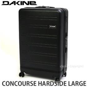 ダカイン ハードサイド ラージ DAKINE CONCOURSE HARDSIDE LARGE スーツケース キャリー 旅 出張 TRAVEL BAG カラー:BLK 容量:108L