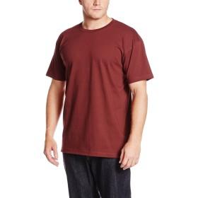 (ユナイテッドアスレ)UnitedAthle 7.1オンス へヴィーウェイト Tシャツ(オープンエンドヤーン) 425201 [メンズ] 072 バーガンディ S