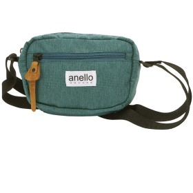 anello GRANDE 撥水加工 SC杢調ポリミニショルダーバッグ GU-A0821