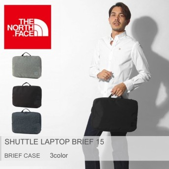 THE NORTH FACE ザ・ノースフェイス Shuttle Laptop Brief 15 NM81806