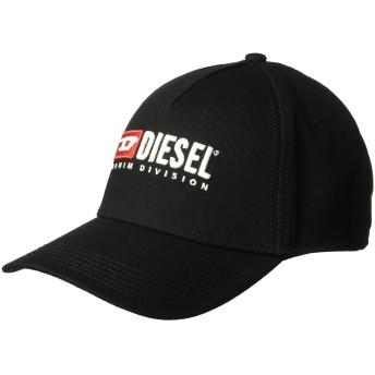 (ディーゼル) DIESEL メンズ キャップ ビンテージロゴキャップ 00SIIQ0BAUI 02 ブラック 900