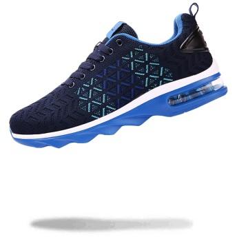 [Civitis] スニーカーランニングシューズ ジム 運動靴 メンズ レディース ウォーキングシューズトレーニングシューズ スポーツシューズ通勤 通学 日常着用 蓝44