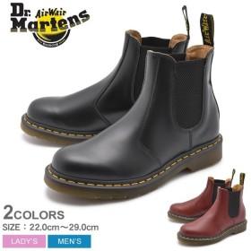ドクターマーチン ブーツ 2976 チェルシーブーツ メンズ レディース ブランド 靴 おしゃれ 海外