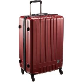 [シフレ] ハードジッパースーツケース 保証付 70L 61 cm 3.8kg MCL2075-61 バーガンディ