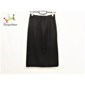 ジバンシー GIVENCHY スカート サイズ12 L レディース 黒  値下げ 20191009