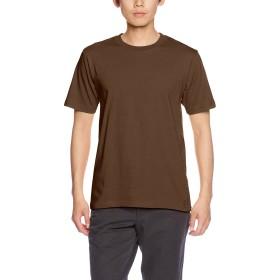(ユナイテッドアスレ)UnitedAthle 6.2オンス プレミアム Tシャツ 594201 [メンズ] 052 ダークブラウン XL