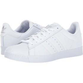 (アディダス) adidas メンズスニーカー・カジュアルシューズ・靴 Superstar Vulc ADV Footwear White/Footwear White/Silver Men's 8.5, Women's 9.5 (26.5cm) Medium