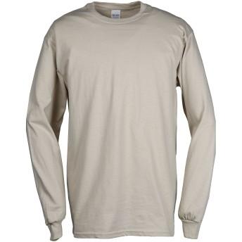ギルダン Tシャツ 6.0ozウルトラコットン長袖Tシャツ [メンズ] [並行輸入品] サンド S