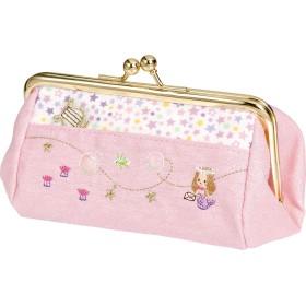 Petit fleur Fairy Tale(プチフルール フェアリーテイル) がま口ポーチ 人魚姫