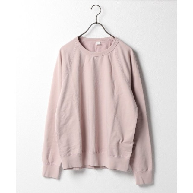 【ジャーナルスタンダード/JOURNAL STANDARD】 【カタログ掲載】SKU L/S SUPIMA FLEECE CREW SWEATSHIRT