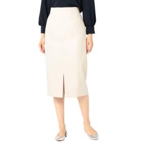 (ノーリーズ ソフィー) NOLLEY'S sophi ハイウエストロングタイトスカート 9-0030-1-06-003 2 ベージュ