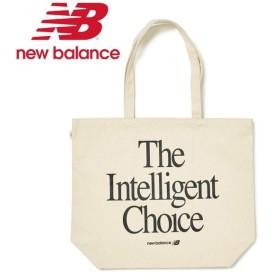 ニューバランス キャンバストートバック JABL9719-WT メンズ 19FW New Balance