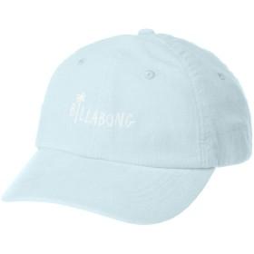 [ビラボン] [レディース] ダッド キャップ (サイズ調整可能)[ AJ013-935 / LOGO CAP ] 帽子 ロゴ おしゃれ SAX_サックス US F (FREE サイズ)