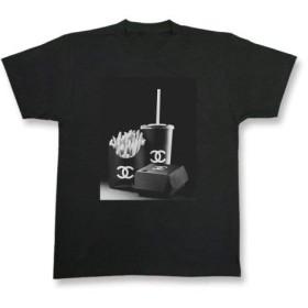 マクドナルド Mcdonald パロディ メンズ レディース ユニセックス 半袖Tシャツ