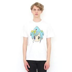 (グラニフ) graniph Tシャツ ホロリチャン (ホワイト) M (g01) (g14)