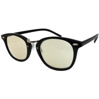 老眼鏡 フェイストリックグラッシーズ 鯖江メーカー高性能レンズ RG4108-1LB +2.50(中強) ブラック/ライトブラウン